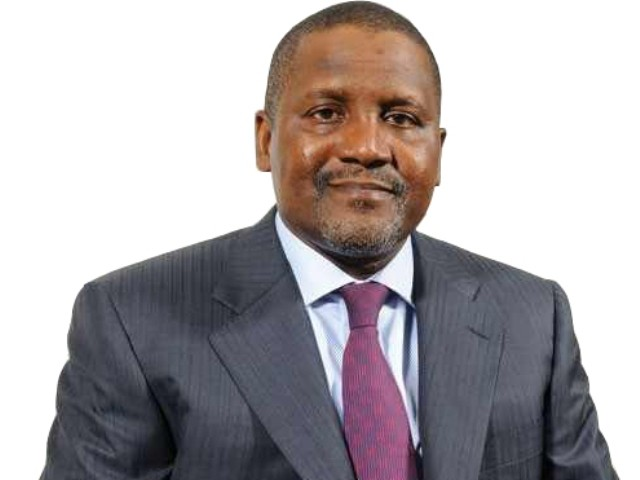 Image result for dangote selfie