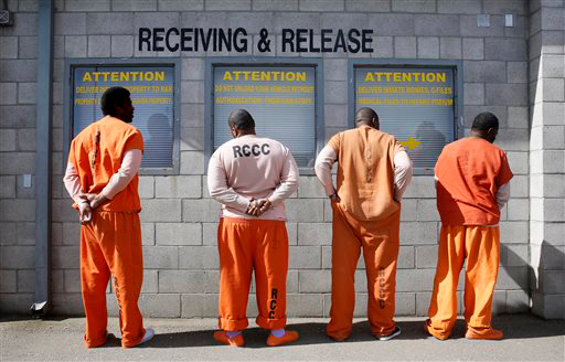 Black prisoners