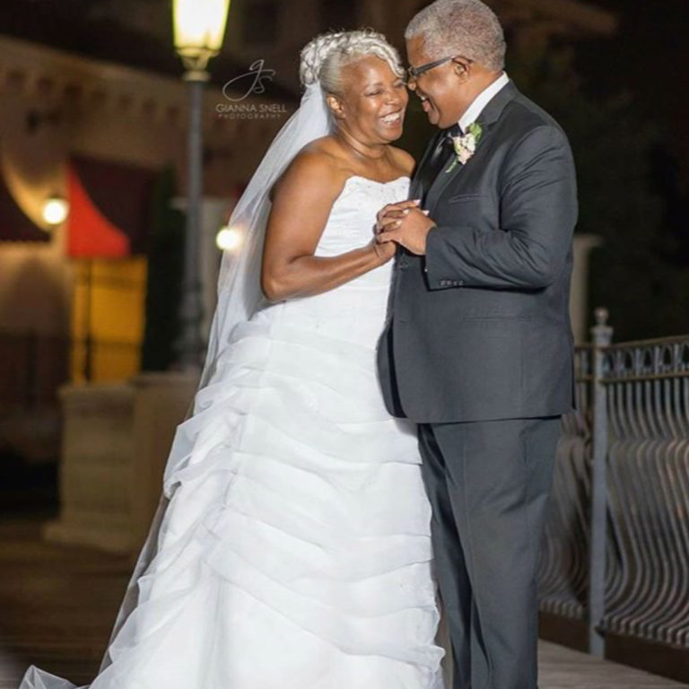 At an older Getting age married