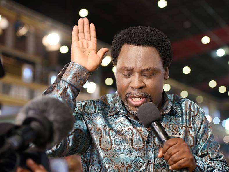 Image result for pastor t.b joshua