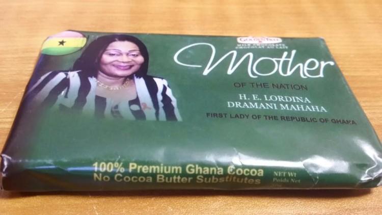 Chocolate Re-branding